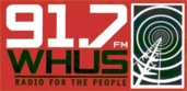 WHUS logo